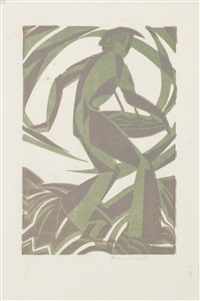 the sower by leonard beaumont