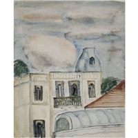 building in jerusalem by elias newman