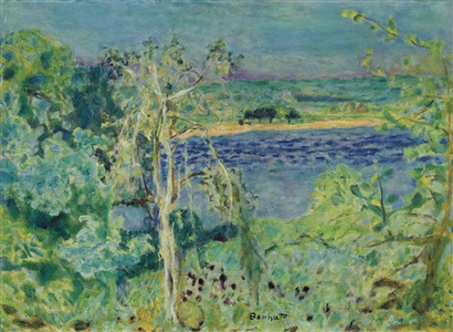 artwork by pierre bonnard