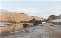 loch fyneside by george houston