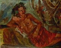 bachanka, portret marii rzepińskiej by czeslaw rzepinski