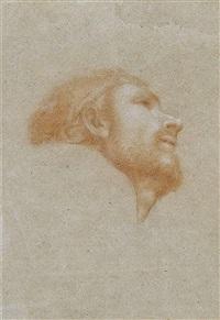 cabeza de san lorenzo by d. francisco bayeu y subias