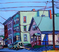 green on 6th by dan rupe
