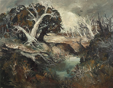 the billabong by arthur merric bloomfield boyd