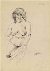 hedwig by otto dix