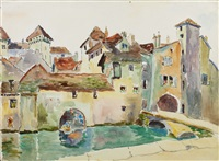 annecy by louise marie peyre