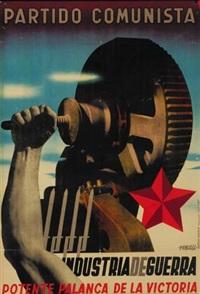 partido comunista by josep renau montoro