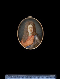 george i, king of great britain by benjamin arlaud