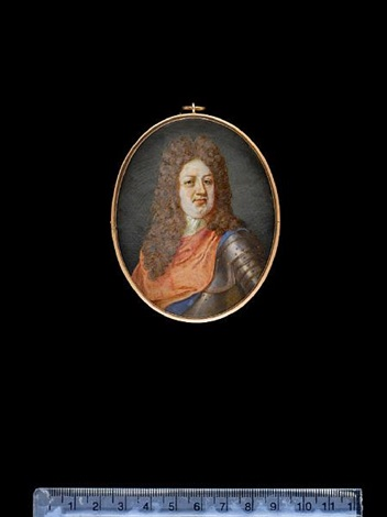 george i king of great britain by benjamin arlaud