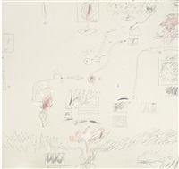 crimes of passion i by cy twombly