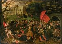 vanitas - die vertreibung der zeit by flemish school-antwerp (16)