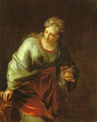 artemisia ii, queen of caria by hendrik van limborch