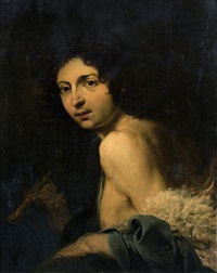 jeune pâtre by nicolas regnier