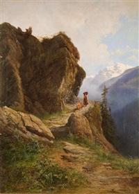 il sentiero di montagna by federico ashton