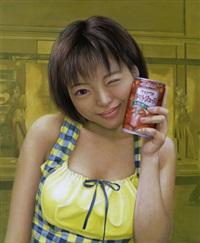 tomato juice by ken matsuyama