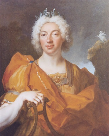 Image De Apollon portrait dun acteur en apollonnicolas de largillière on artnet