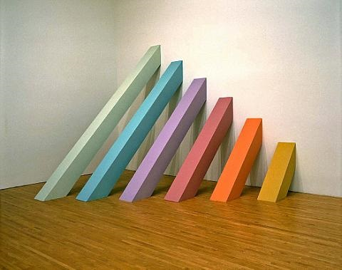 rainbow pickett by judy chicago