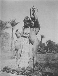 jeunes femmes et enfant snus by rudolf c. hubert