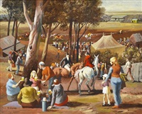 country races by robert f. young