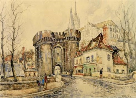 chartres by frank will