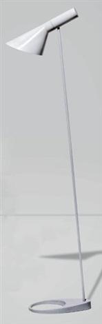 lampadaire modèle aj visor by arne jacobsen