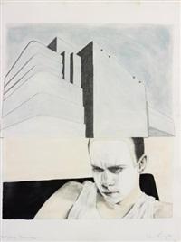 pressure (study) by robert longo