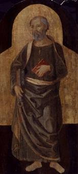 saint peter by romano antoniazzo