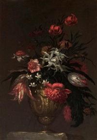 bouquet de fleurs by juan de arellano