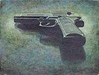 手槍 (pistol) by tzu chi yeh