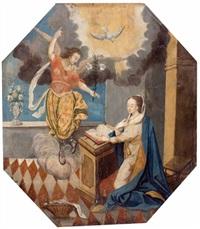 verkündigung an maria mit der heiliggeisttaube by italian-tyrol school (18)