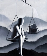 reflections on grace by mark kostabi