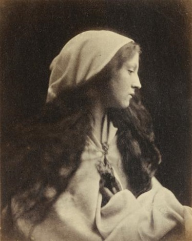 the dream by julia margaret cameron