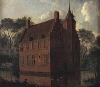 het huis altena bij delft by jan ten compe