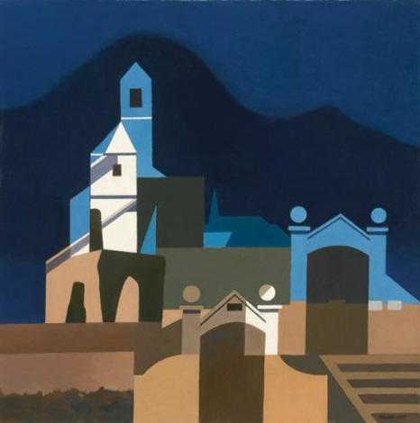 california by charles sheeler