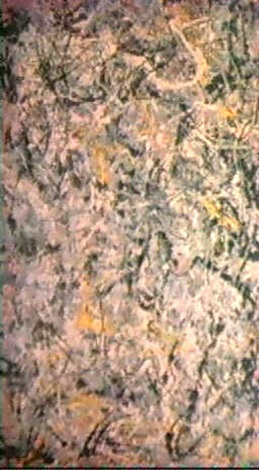 number 8 1950 by jackson pollock