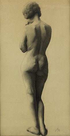 nude study by lois mailou jones