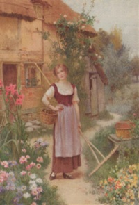 the farmer's daughter by william affleck