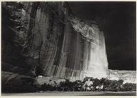 white house ruin, canyon de chelly, arizona by william clift