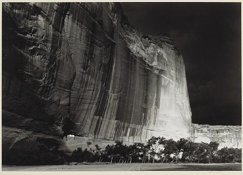 white house ruin canyon de chelly arizona by william clift
