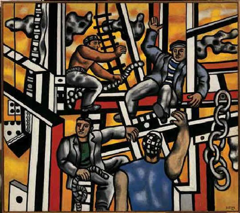 fernand léger paintings