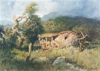 rancho en la sierra by armando repetto