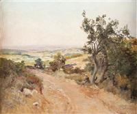 au bord de la route by théophile-henry decanis