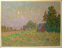 landscape by victor kotov