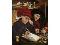 the misers by marinus van reymerswaele