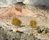 ghost ranch country by frémont ellis