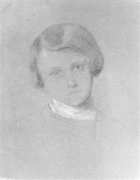 jeune garçon de la famille fitz-james by eugène emmanuel amaury-duval (pineu)