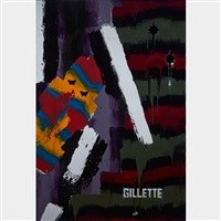 gillette by john macgregor