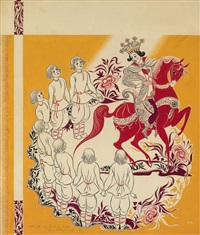 seven simeons by boris artzybasheff