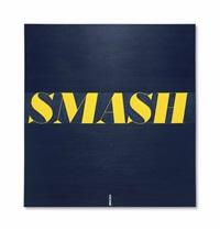smash by ed ruscha