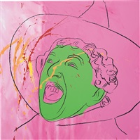 the witch (from myths) by andy warhol